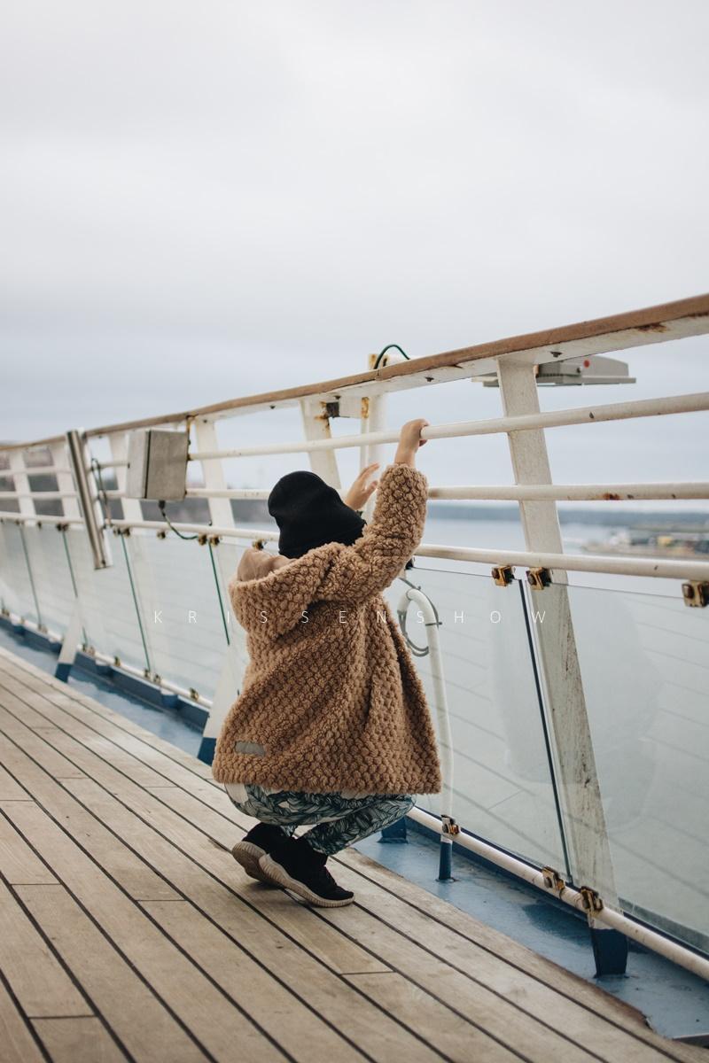 lasten kanssa laivalla 1