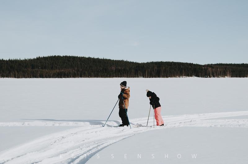 huhtikuu pello hiihto