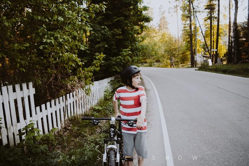 kesäkuu pyöräily